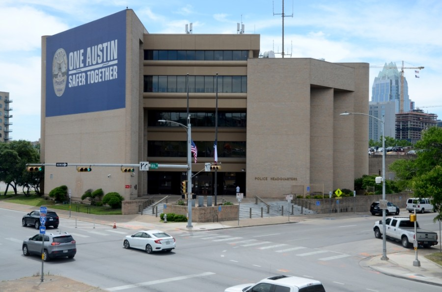 City Council's April 22 vote decoupled some jobs and services from the Austin Police Department and will provide for the creation of a new emergency communications department to handle city 911 calls. (Community Impact Newspaper Staff)