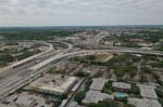 I-35 at US 183 flyovers