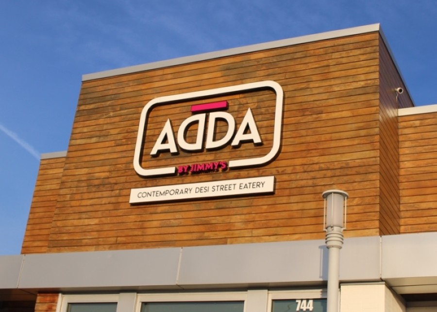 Adda opened earlier this month in the Richardson Restaurant Park development. (William C. Wadsack/Community Impact Newspaper)