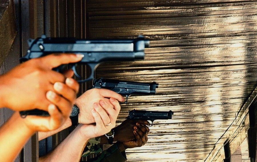 Gr8 Guns opened in Sugar Land on April 27, 2020. (Courtesy Pexels)