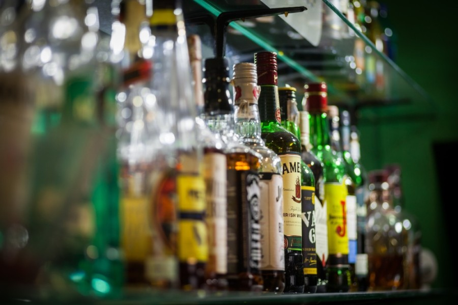 Jellos Liquor sells a variety of beer, wine and spirits alongside mixers, sodas and other beverage supplies. (Courtesy Adobe Stock)