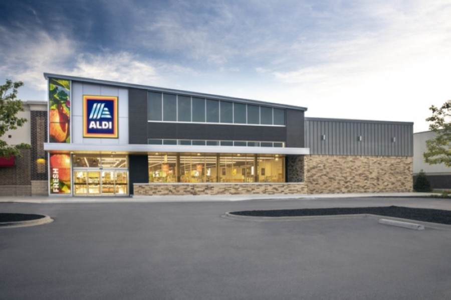 Aldi is expected to open its new Georgetown location by this summer. (Courtesy Aldi)