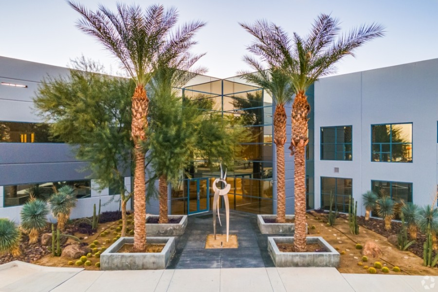 Mechanical Keyboards recently acquired a 74,000-square-foot flex industrial building in west Chandler, according to an April 26 news release. (Courtesy city of Chandler)