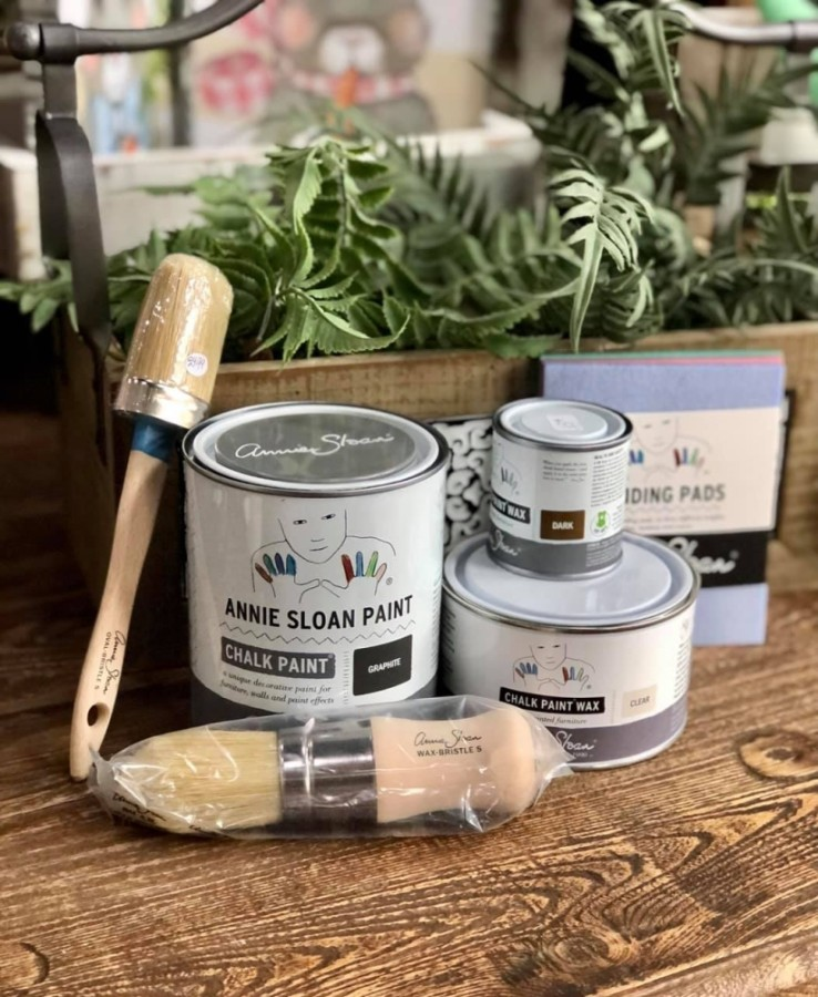 The Market offers DIY supplies and project workshops. (Courtesy The Market)