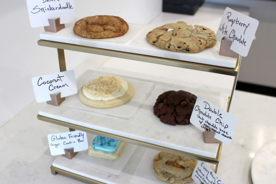 Batch Cookie Shop is family-owned. (Tom Blodgett/Community Impact Newspaper)