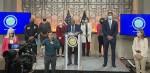 city hall press conference mayor sylvester turner
