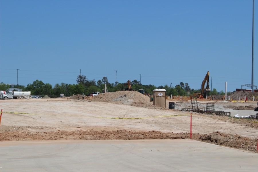A teacher training center will be built next to Woodforest Bank Stadium. (Andrew Christman/Community Impact Newspaper)