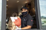 Chipotle Mexican Grill opened a new location featuring a drive-thru pickup Chipotlane in Round Rock. (Courtesy Chipotle Mexican Grill)