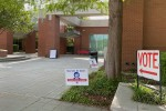 Early voting location.