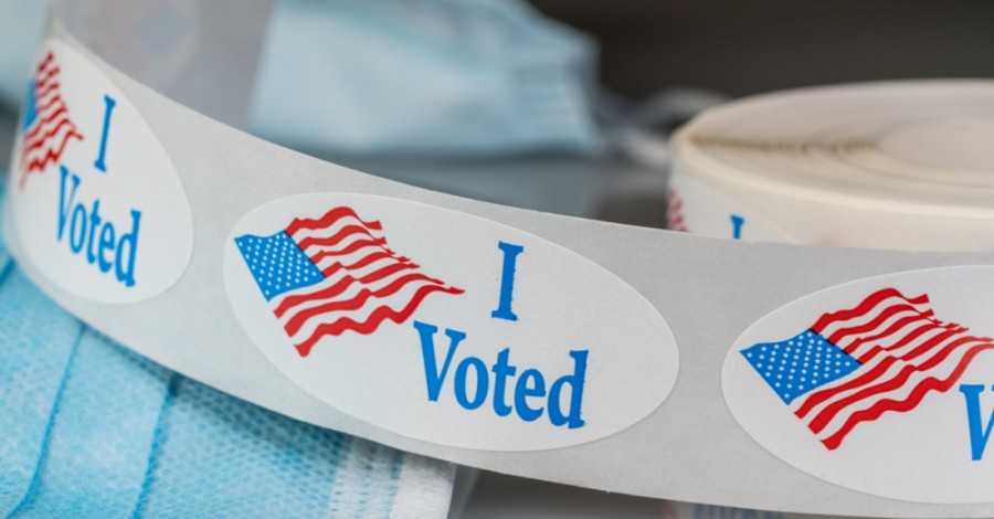 Voting took place from 7 a.m. to 7 p.m. May 1. (Community Impact Newspaper staff)