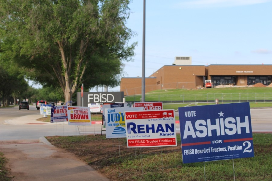 As of 10:21 p.m., Fort Bend County is reporting election day results from all 53 vote centers. (Claire Shoop/Community Impact Newspaper)