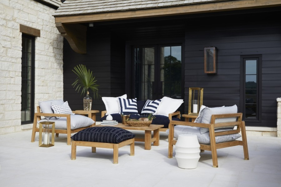 Summer Classics Home offers interior and outdoor home collections. (Courtesy Summer Classics Home)