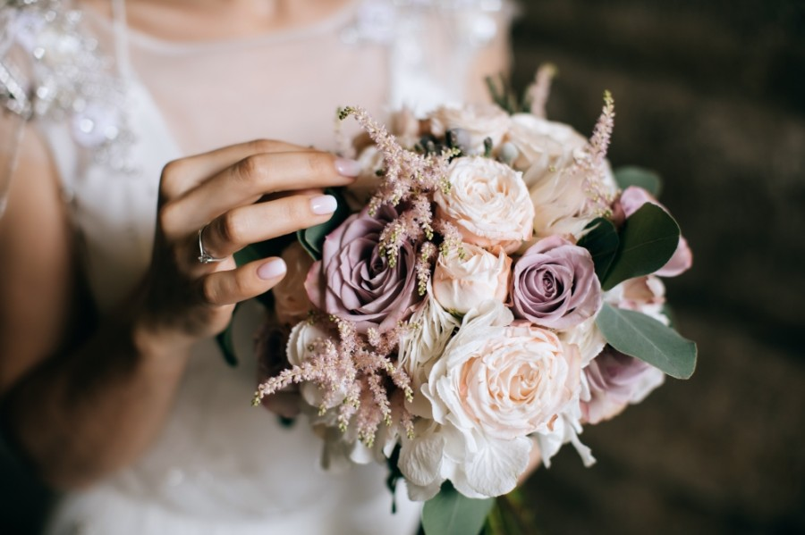 In Bloom Flowers offered bouquets for a variety of events. (Courtesy Adobe Stock)