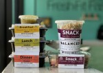 Balanced Foods serves a variety of fresh and fast grab-and-go meals. (Courtesy Balanced Foods)