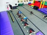 USA Ninja Challenge opened May 1 in Webster. (Courtesy USA Ninja Challenge)
