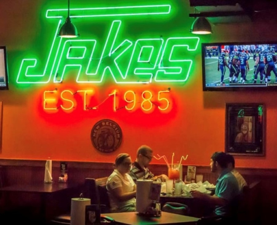 The Grapevine location first opened on Main Street in 2012. (Courtesy Jakes Burgers and Beer)