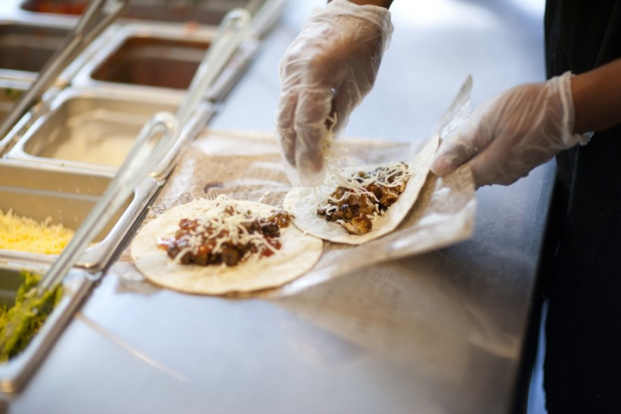 The new location is Chipotle's first in Magnolia. (Courtesy Chipotle Mexican Grill)