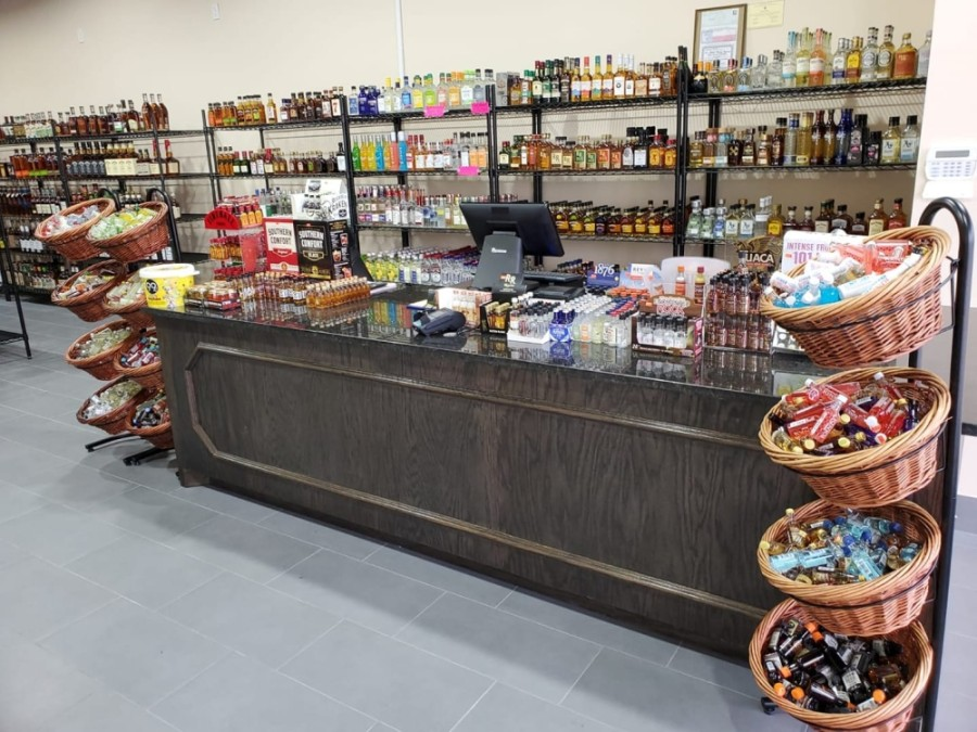 Starbeam Liquor opened two stores in Hutto in March. (Courtesy Starbeam Liquor)