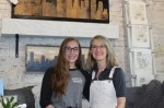 Tori Cozert and her mother, Tammy Ringenberg, took ownership of AR Workshop Franklin last July. (Photos by Wendy Sturges/Community Impact Newspaper)