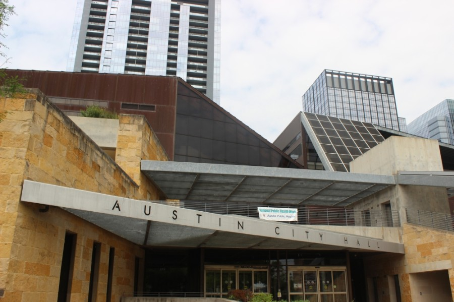 The Austin City Council is set to meet May 6 to go over a 70-item agenda. (Ben Thompson/Community Impact Newspaper)
