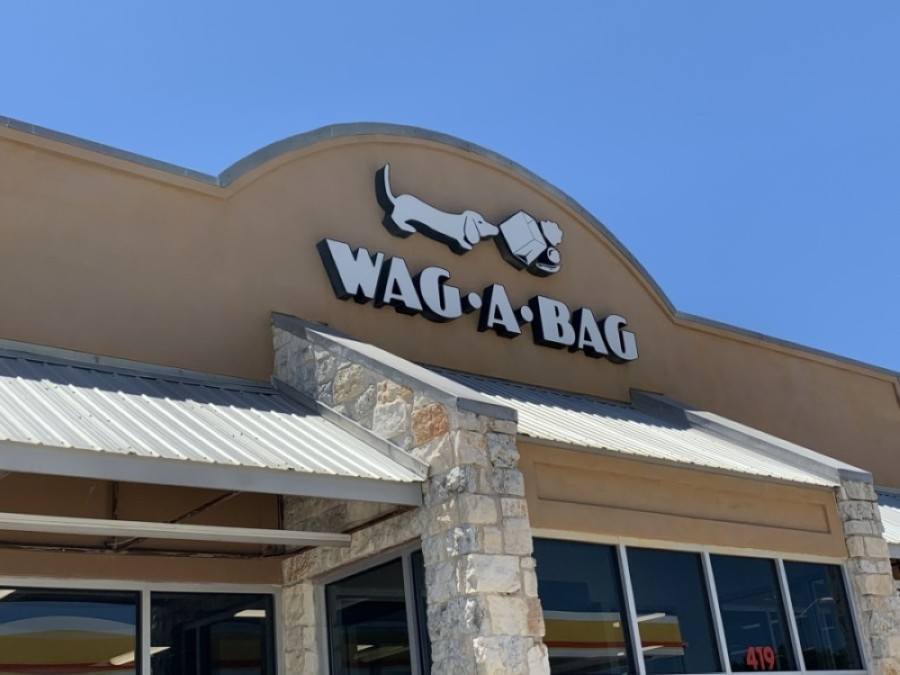 Wag-A-Bag is headquartered in Round Rock. (Megan Cardona/Community Impact Newspaper)