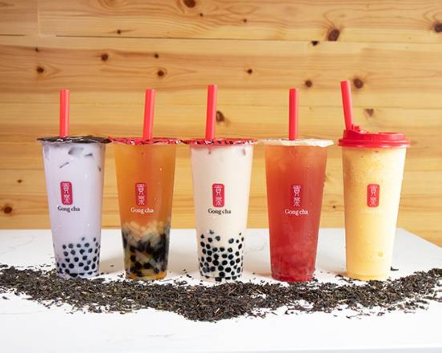 The Taiwanese-style drink franchise began a soft opening for its Missouri City location on April 26. (Courtesy Gong Cha)