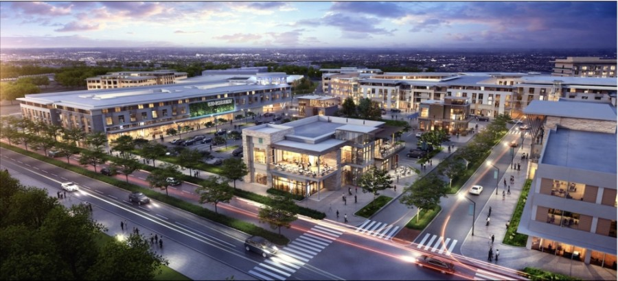 Round Rock planning and zoning commission will recommend rezoning 65.5 acres as a PUD to City Council. (Courtesy Mark IV Capital Inc.)