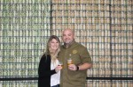 Nathan and Elise Rees fused their passions for baseball and beer when they opened Texas Leaguer Brewing in September 2017. (Photos by Claire Shoop/Community Impact Newspaper)
