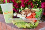 Salad and Go food.