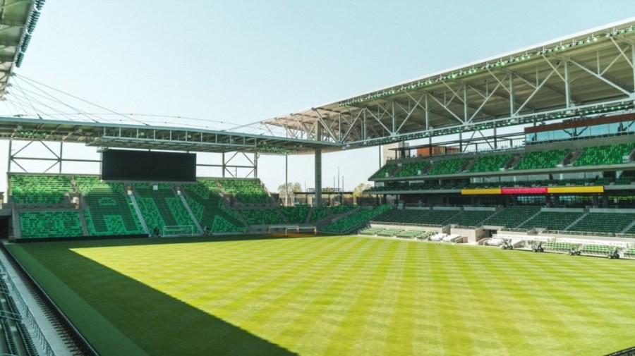 Q2 Stadium in North Austin