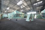 Austin Bouldering Project currently operates a gym on Springdale Road in Austin. (Courtesy Austin Bouldering Project)