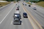 I-35 traffic