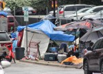Austin's phased process for moving people experiencing homelessness out of unregulated encampments will roll out through the summer. (Christopher Neely/Community Impact Newspaper)