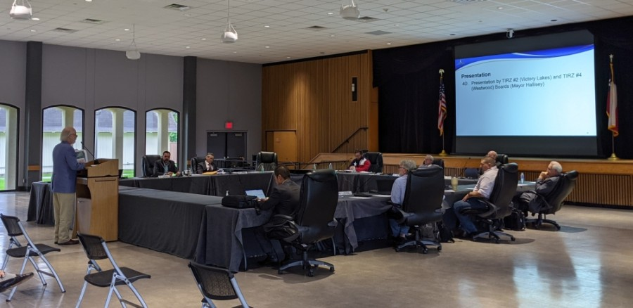 Over two years after implementing roadway impact fees, League City City Council on May 11 directed staff to begin the process to increase the fees. (Jake Magee/Community Impact Newspaper)