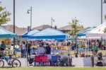 The farmers market allows for customers to shop from local producers, artists and nonprofits. (Courtesy Santa Rita Ranch)