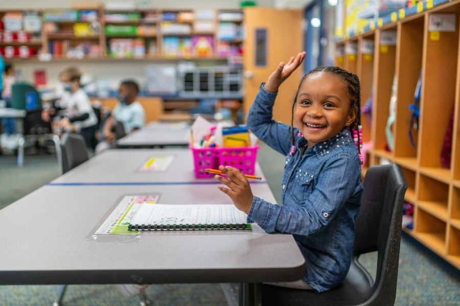 SISD officials announced May 13 that for the 2021-22 school year, the district would be setting aside some pre-K class spots at nearly every elementary campus for students who would not normally qualify for the program under state eligibility requirements. (Courtesy Spring ISD)