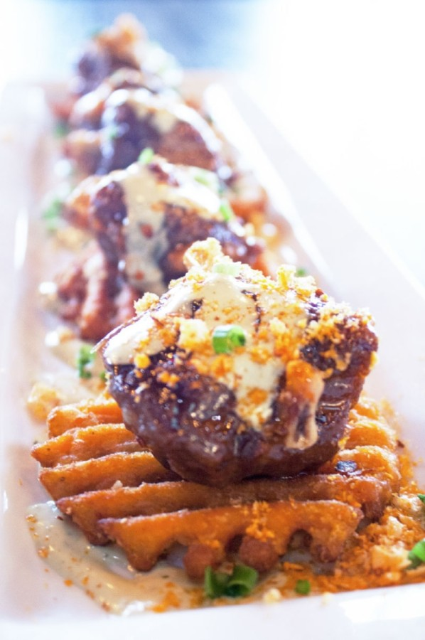 The Social Pub and Grill's menu features burgers, sandwiches, appetizers and bar food. (Courtesy The Social Pub and Grill)