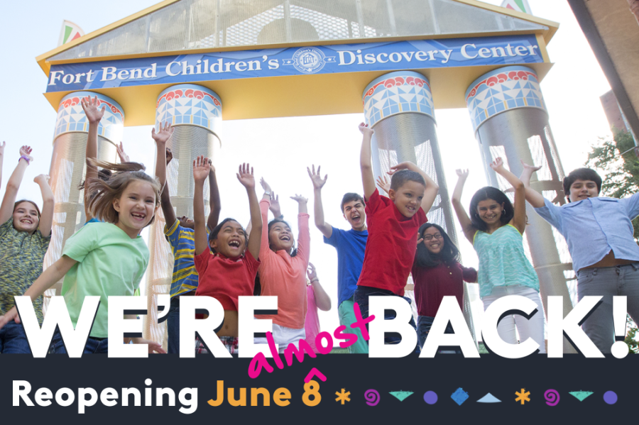 The Fort Bend Children's Discovery Center will open for the summer on June 8. (Courtesy Fort Bend Children's Discovery Center)