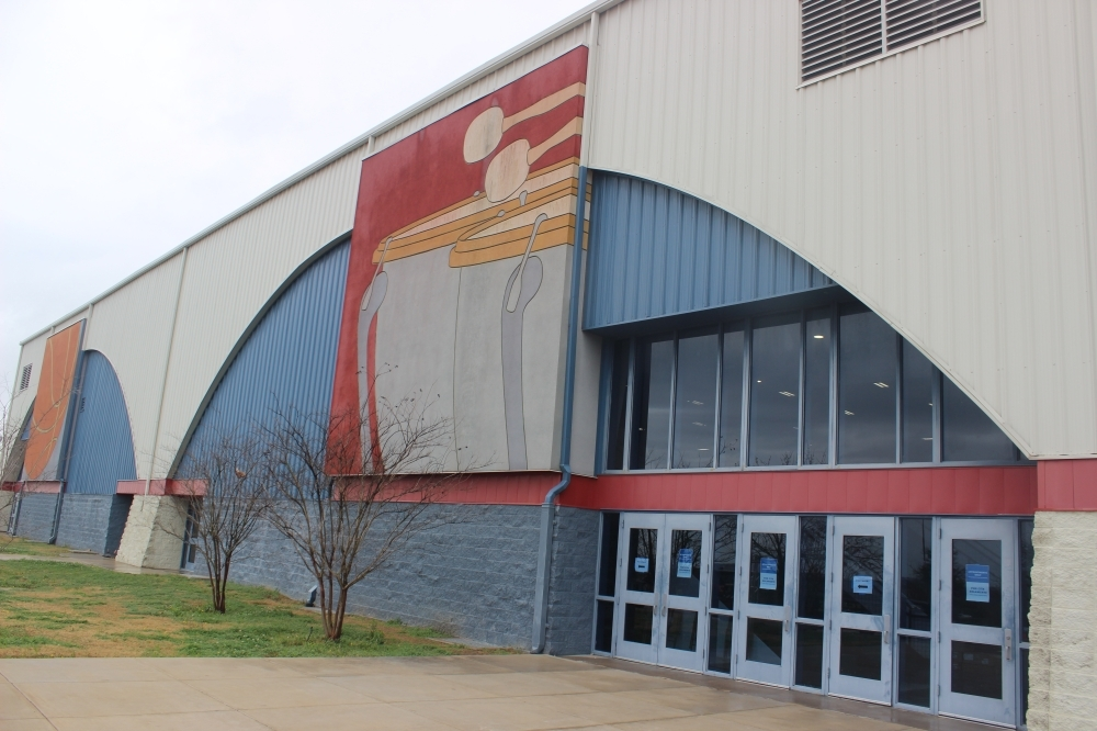 Photo of Delco Activity Center exterior
