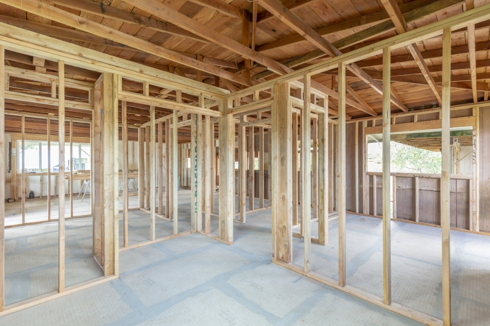 Due to increased construction activity, the U.S. is facing a shortage of many building materials. (Courtesy Adobe Stock)