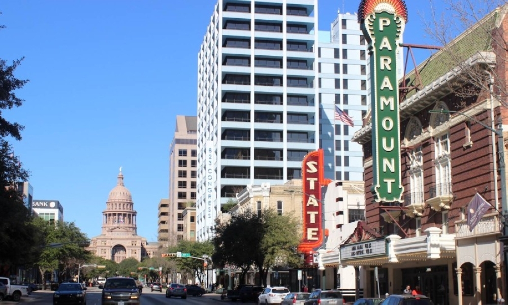 Photo of Congress Street