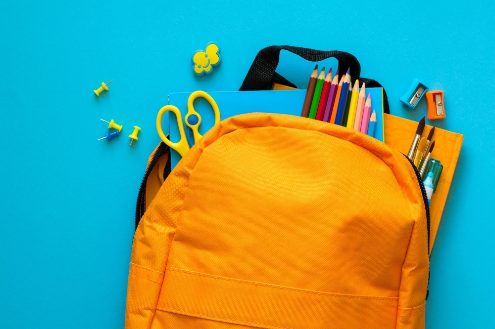 Operation Backpack will aim to serve 30,000 Greater Houston-area students. (Courtesy Adobe Stock)