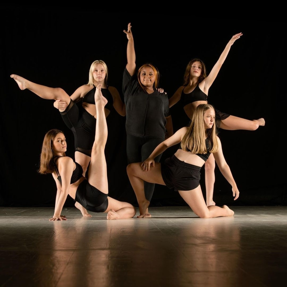 Meckka Dance Project aims to grow dancers' confidence in a safe, non-judgemental dance studio. (Courtesy Meckka Dance Project)
