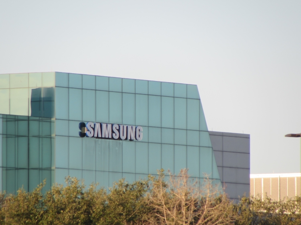 Photo of a Samsung property