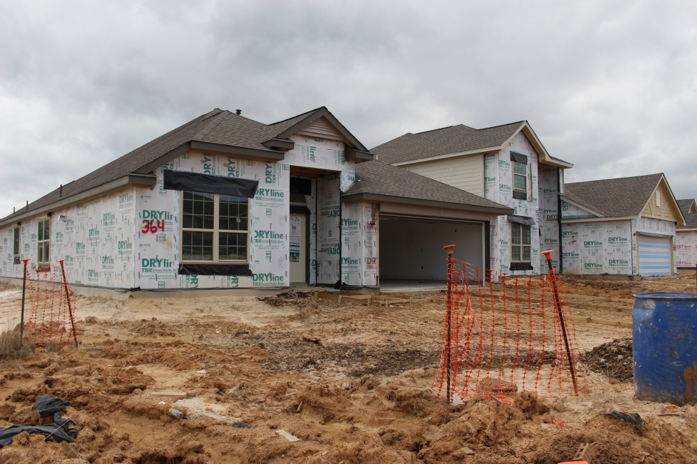 Magnolia Ridge will feature 700 new homes in its newest section. (Chandler France/Community Impact Newspaper)