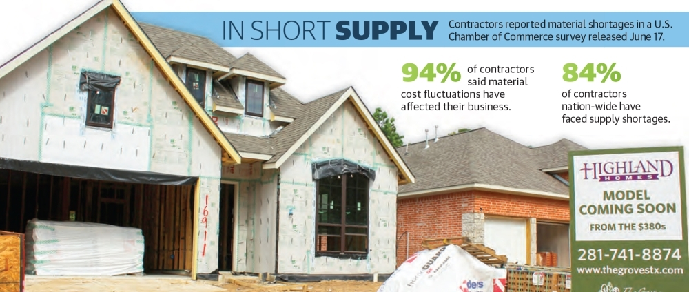 Lake Houston area housing market sees low inventory, high-prices