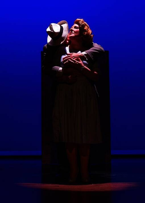 """Through the new partnership, The Texas Repertory Theatre Company will bring four new productions to the Charles Bender PAC over the next year beginning with """"Tenderly: The Rosemary Clooney Musical,"""" which ran July 16-25. (Courtesy The Texas Repertory Theatre Company)"""