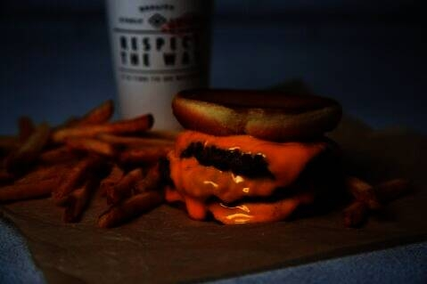 Wayback Burgers makes cooked-to-order burgers and hand-dipped milkshakes. (Courtesy Wayback Burgers)