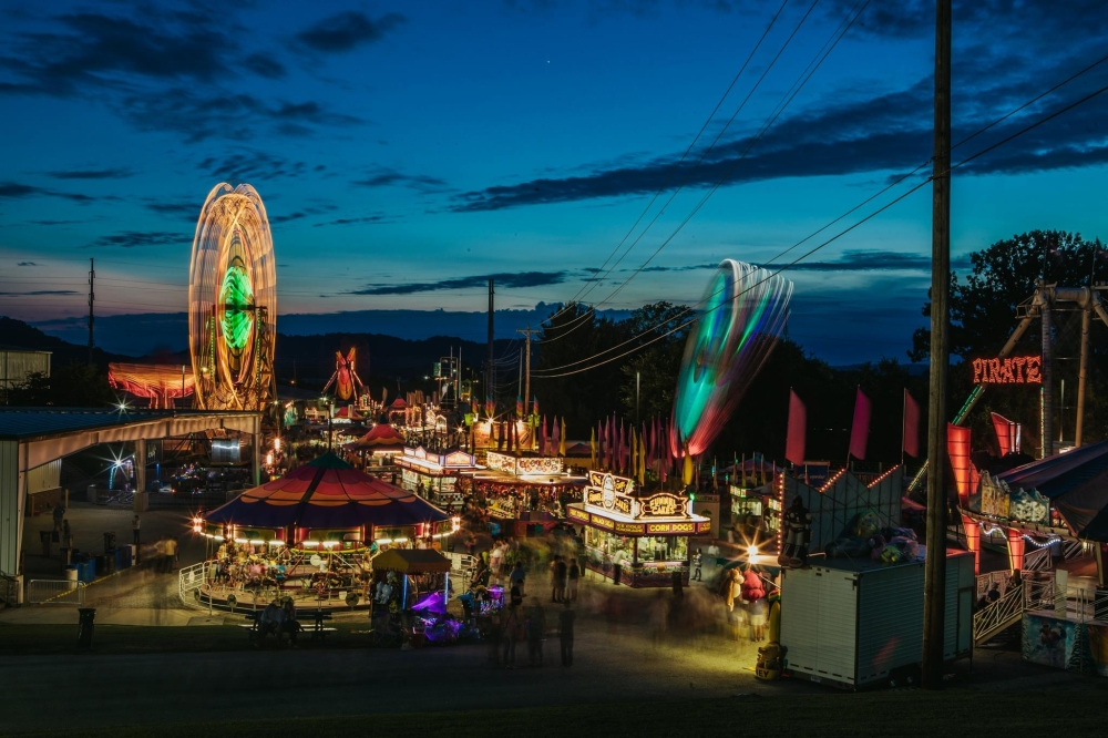 The Williamson County Fair 2021 season is open from Aug. 6-14. (Courtesy Williamson County Fair)