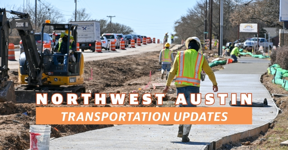 The city of Austin plans to spend as much as $55 million on improvements to the Burnet Road corridor. (Courtesy Austin Transportation Department)